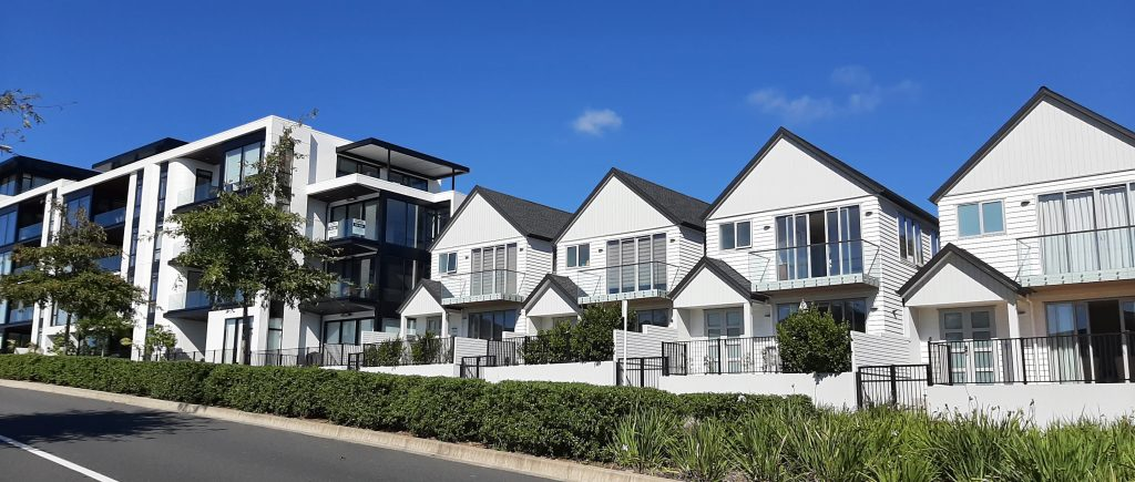 Auckland's average house price set new records in February - rising by 24.3% $1.1 million.